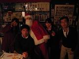 クリスマスのお客様